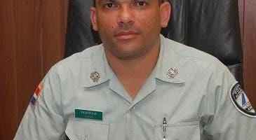 Coronel Oscar Tejeda Bàez
