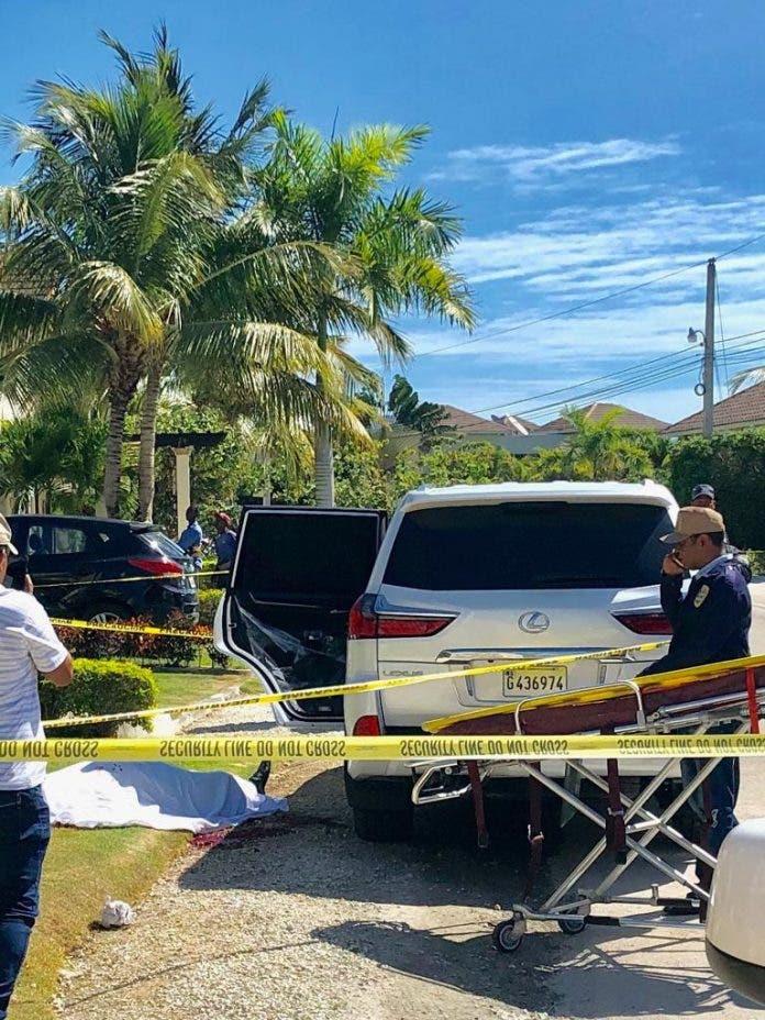 El fallecido era de nacionalidad venezolana.
