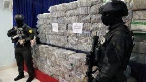 Las autoridades presumen  que el cargamento habría llegado al país procedente de Suramérica.