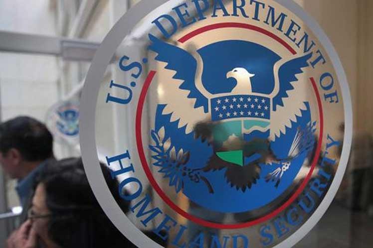 Departamento de Seguridad Nacional de EE.UU.