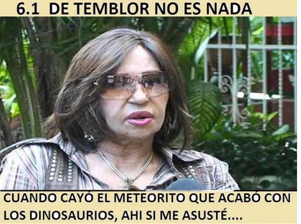 Fefita La Grande: «No hay otra bendita artista o figura que usen para los memes. Tiene que ser Fefita nada más»