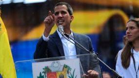 Guiadó se autoproclamó presidente de Venezuela en enero pasado.