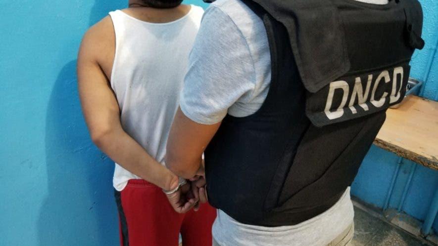 Edison Ramón Reynoso Guerrero de 28 años, fue solicitado en extradición por EE.UU