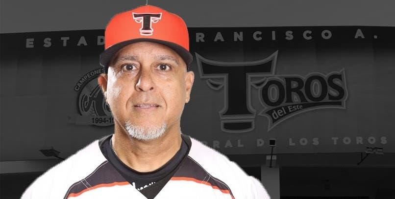Lino Rivera ahora dirigirá a los Toros del Este.