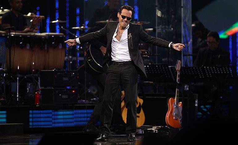 Marc Anthony seduce y encanta Viña del Mar con sus mejores pasos de salsa