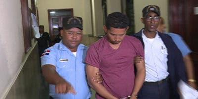 El acusado deberá cumplir la pena en La Victoria.