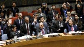 La resolución de Estados Unidos fue vetada por Rusia y China, dos de los miembros permanentes del Consejo de Seguridad de la ONU.