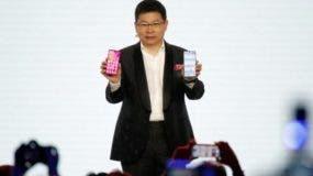 Huawei celebró en París el evento de lanzamiento de sus nuevos celulares P30.