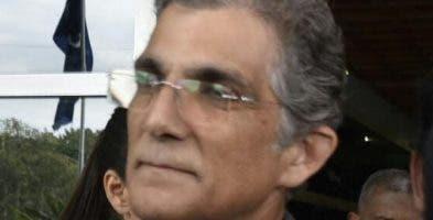 El abogado Conrado Pittaluga es uno de los acusados por el caso de sobornos pagados por Odebrecht.