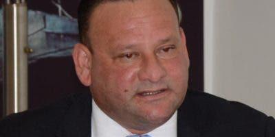 Juan Carlos Ortiz, presidente del Consejo de Desarrollo de Santiago.   JOSÉ DE LEÓN.