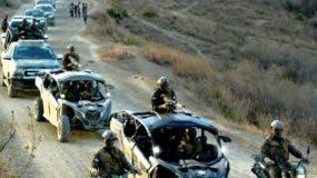 La Comandancia del Ejército ofreció  excursión de reconocimiento a periodistas. fuente externa