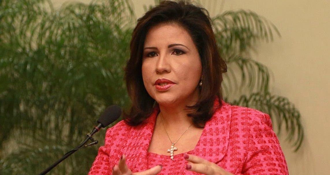 Margarita Cedeño.Archivo