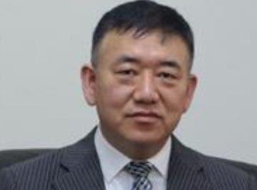 Byung-Yum Kim, embajador de Corea.