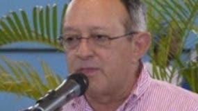 Ángel Estévez, ministro de Medio Ambiente.
