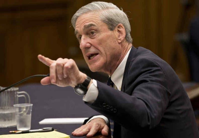 El fiscal especial Robert Mueller investigó a Donald Trump.
