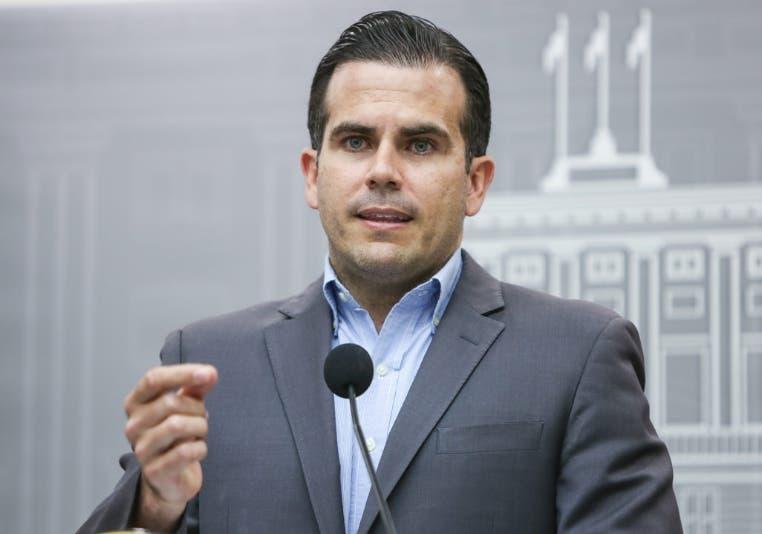 Ricardo Rosselló no se presentará a nuevas elecciones.