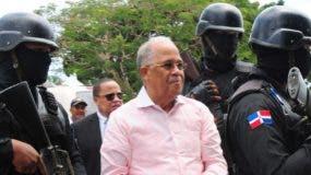Manuel Rivas y otros implicados se declaran inocentes.  archivo