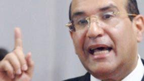 Julio César Castaños Guzmán, presidente de JCE.