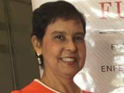 La nefróloga Daniela Fermín tiene  28 años de ejercicio.