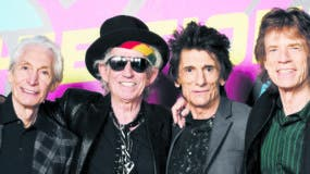 The Rolling Stones planeaban gira para abrir.
