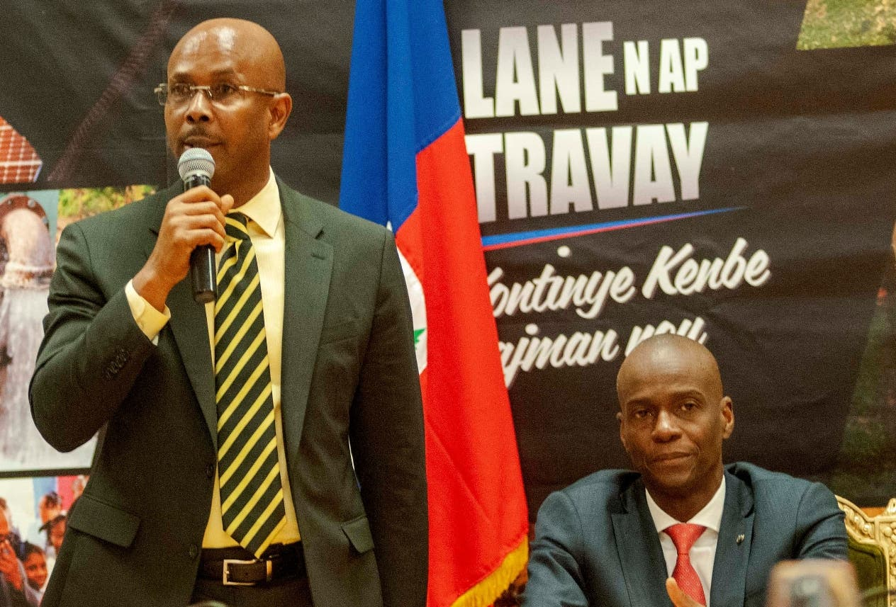 Jean-Michel Lapin asumió la posición tras una decisión tomada por el consejo de ministros.