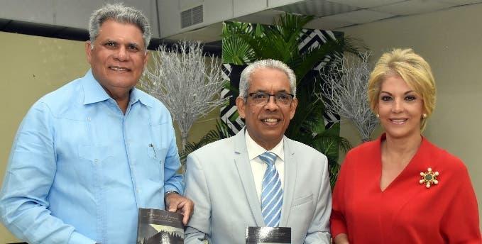 Sergio Tobal, Mario Emilio Guerrero e Ivelisse José Jorge.