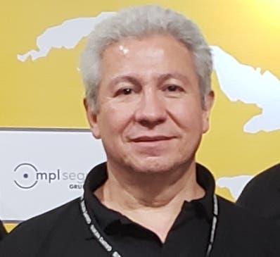 René Cardosa, representante de Nexxis.