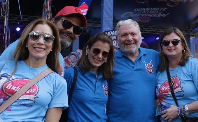 Induveca apoya el Carnaval de La Vega y las expresiones culturales con tours cada domingo