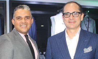 Martín Valdez y Leonardo Cordero.