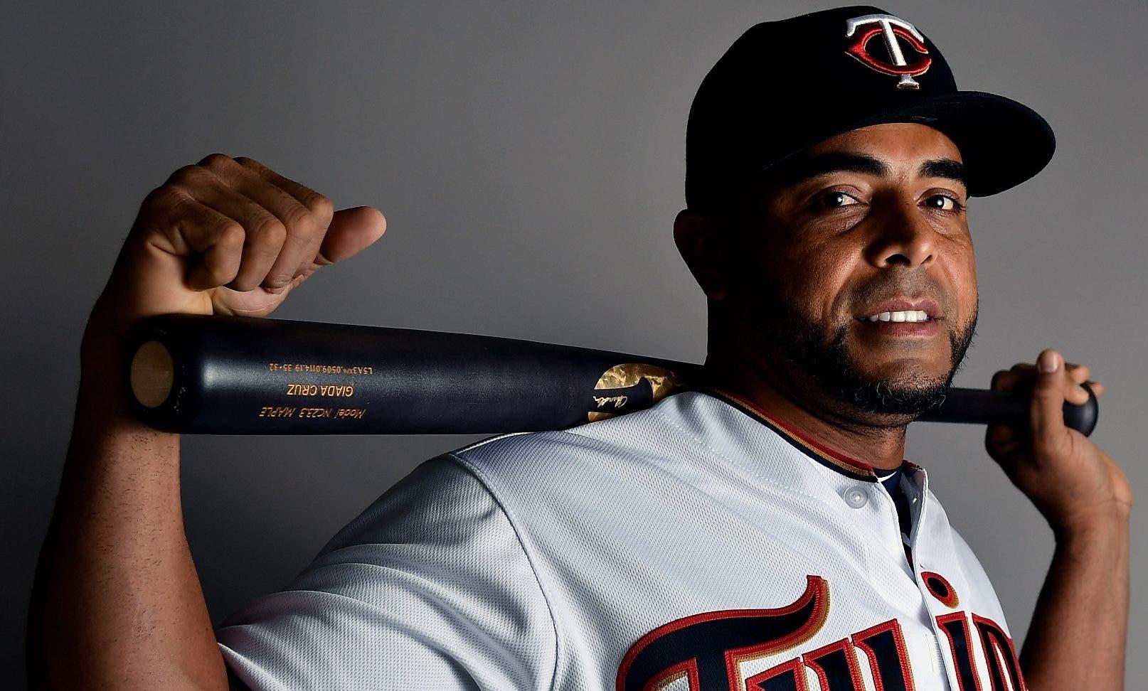 Nelson Cruz está optimista para la campaña que inicia en las Grandes Ligas,  pide salud principalmente.