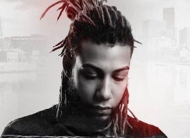 El cantante urbano lanzó su primer disco.
