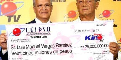 Manuel Abreu y Luis Manuel Vargas Ramírez.
