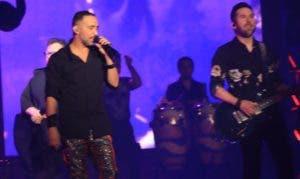 Mario Dom y Pablo Hurtado, líderes de Camila.
