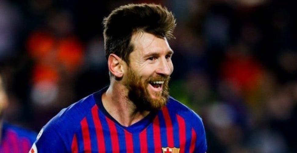 Messi anota dos y Barcelona vence 2-0 a Espanyol