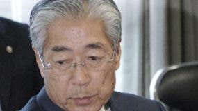Tsunekazu Takeda dimitió ayer tras las denuncias.