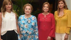 Jackeline González, Amada Pittaluga, Patricia González y Pilar González.