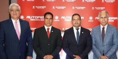 Silvestre Aybar, Ángel Alberto Then, Peter Cabrera y  Alberto de los Santos.