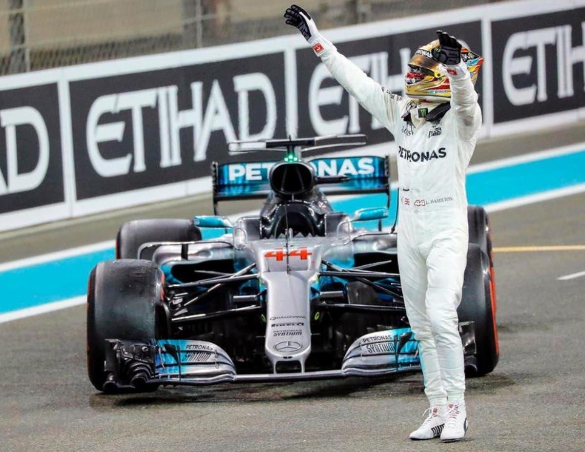 Lewis Hamilton está listo para defender el título de la Fórmula Uno en esta temporada.