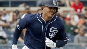 El dominic ano Manny Machado es la gran esperanza de los Padres para ser competidores.  Ap