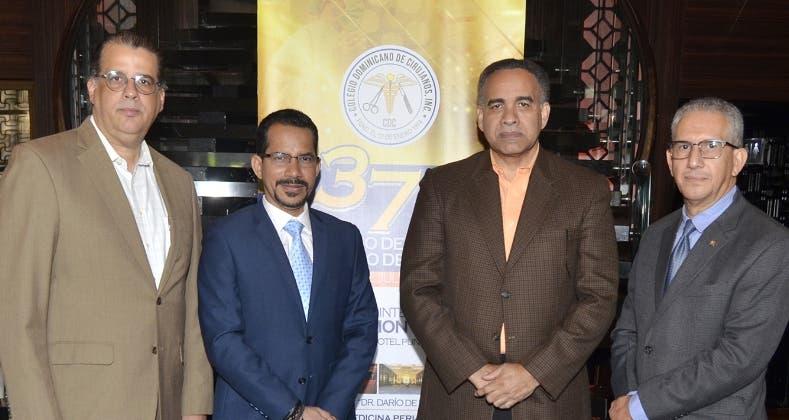 José Ramírez, Alejandro Soto, José Ramon Domínguez Cabral y José García Domínguez.