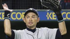 Ichiro Suzuki ha sido una   gran figura del  béisbol. aP