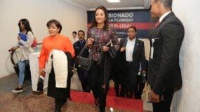 Primera dama sale a Dubai para participar en actos Juegos Mundiales Olimpíadas Especiales