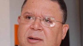 José Fernando Pérez Vólquez, dirigente del PRD.