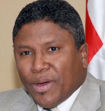 Domingo Jiménez, miembro del Comité Central.