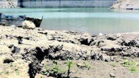 La sequía afectó al país.
