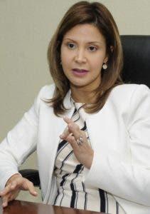 Rosalba Ramos, fiscal del Distrito Nacional,   ARCHIVO