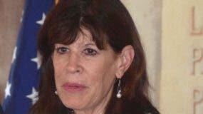 Embajadora Robin Bernstein. Archivo