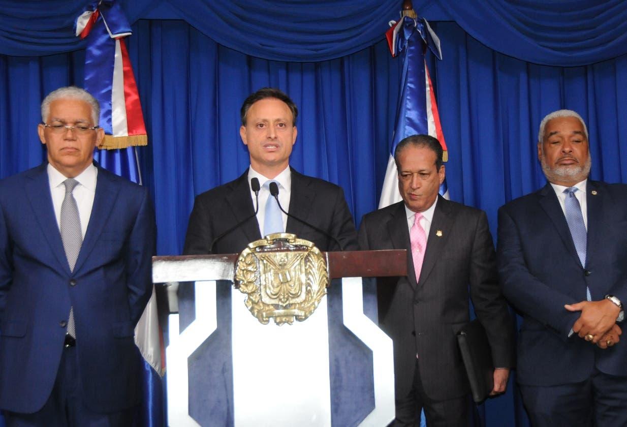 El CNM se reunió por más de tres horas para conocer lista de candidatos. Nicolás Monegro