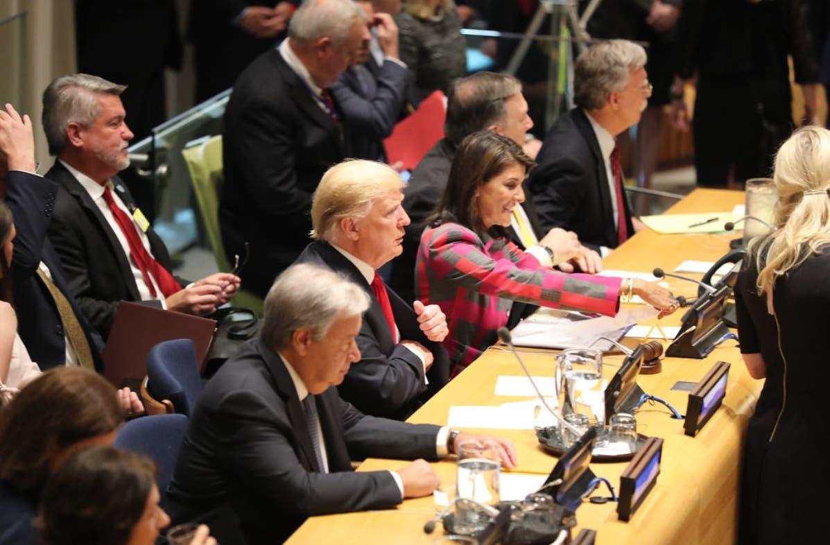 Donald Trump y EE.UU. presionan en OEA y en la ONU por voto contra Venezuela.
