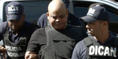 Jesús Pascual Cordero Martínez  está acusado de lavado.